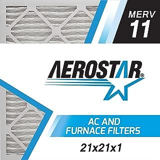 Best 21x21x1 air filter Reviews