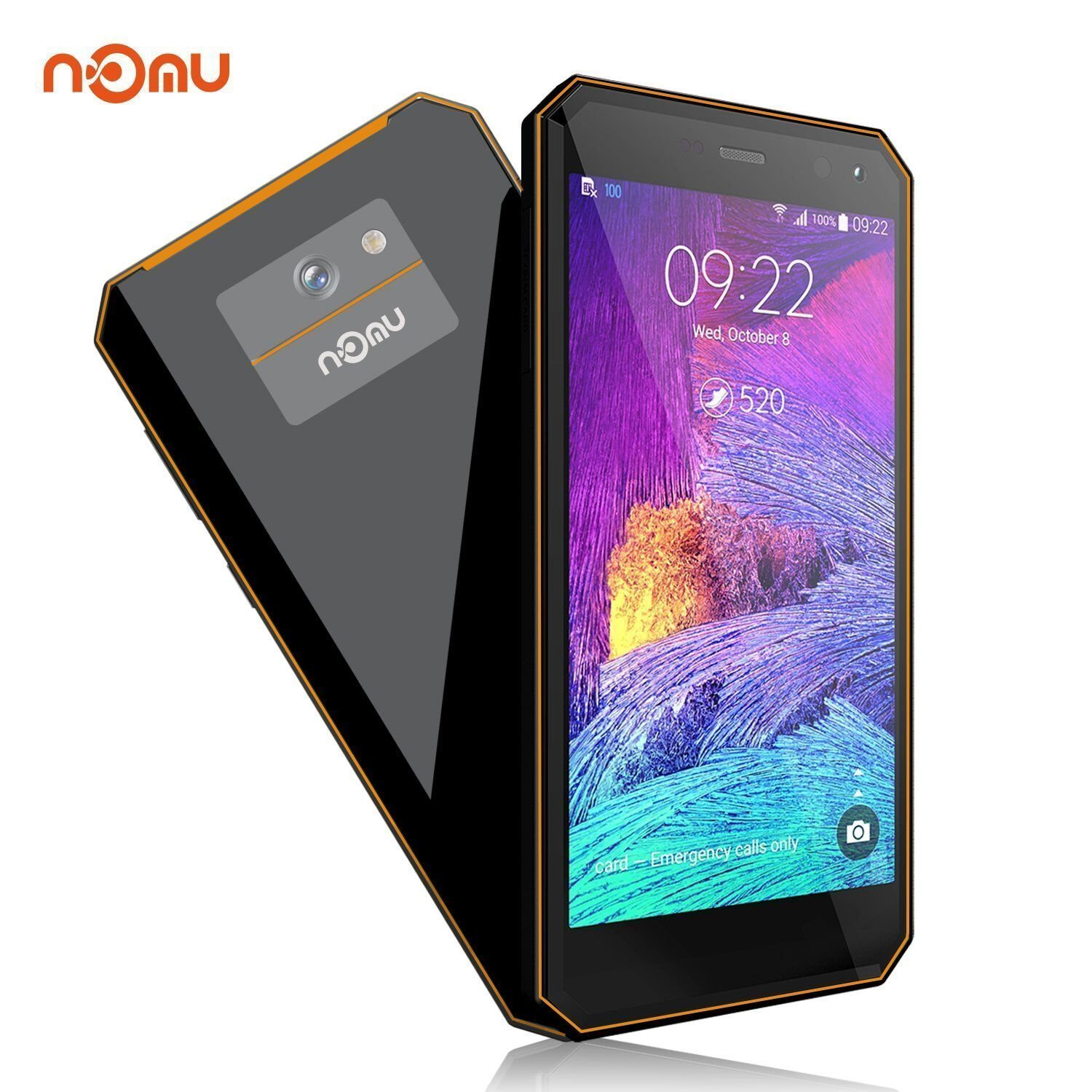 NOMU M6 Outdoor Smartphone: Amazon.es: Electrónica