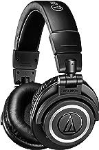 audio technica ath-m50x over-the-ear headphones