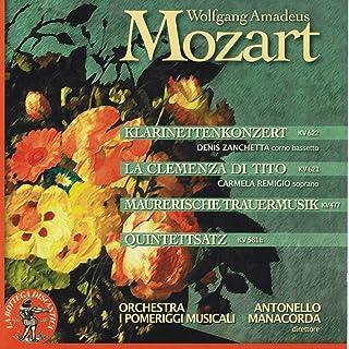 Klarinettenkonzert KV 622, versione in Fa maggiore per corno bassetto e orchestra : 3rd Movment