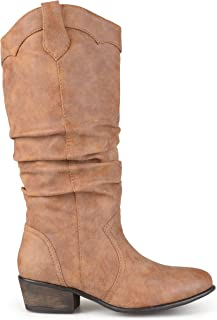 Brinley Co Women's Drover Western Boot