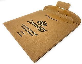 Perforado pergamino papel rondas (100hojas), ajuste perfecto para cualquier freidora de aire y 10