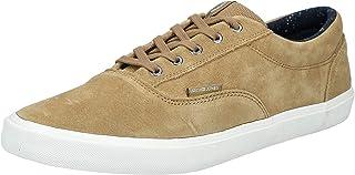 Jack & Jones Jfwvision Suede Golden Brown Sts, Men's Shoes, Golden Brown, 11 UK (45 EU)