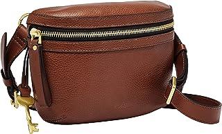 Fossil Women's Brenna Leather Convertible Waist Belt Bag Purse