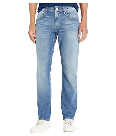 Hudson Jeans Byron Straight Zip in Safety (Safety) Men