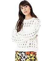 Ima Knit Crew Neck Sweater