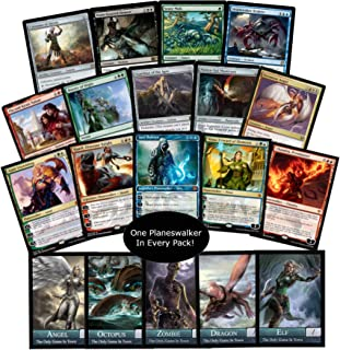 10 MTG Rares/Foils/Mythics with a Planeswalker in Every Pack - Magic: The Gathering Collection