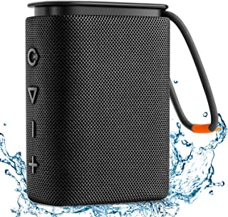 IPX7 Waterproof Bluetooth Speaker, Hadisala H2 Portable Wireless Speaker Bluetooth 5.0 with Rich...
