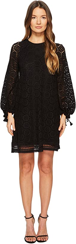 See by Chloe Crochet Lace Dress