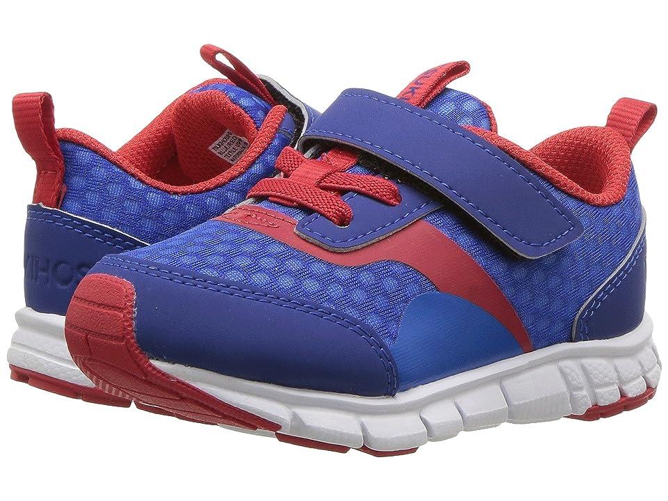 Tsukihoshi Kids Sonic (Toddler/Little Kid) (Blue/Red) Boys Shoes