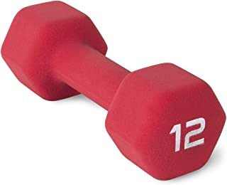 CAP Neoprene Dipped Dumbbell Weights