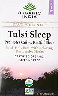 Organic India - True Wellness Tusli Sleep Tea - 18 Tea Bags