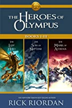 Heroes of Olympus: Books I-III: Collecting, The Lost Hero, The Son of Neptune, and The Mark of Athena (Heroes of Olympus, ...