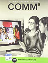 Bundle: COMM, 5th + COMM Online, 1 term (6 months) Printed Access Card + LMS Integrated Sticke for COMM Online