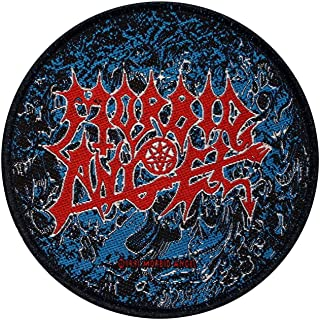 Morbid Angel Altars of Madness Death Metal Music Band Woven Applique Patch