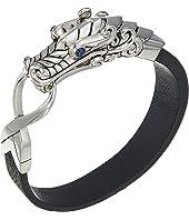 John Hardy - Legends Naga 15mm Bracelet in Leather