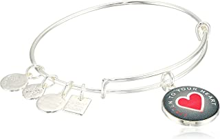 Alex and Ani Women's Charity by Design Listen to Your Heart Bangle