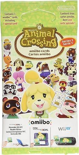 Paquet de 3 cartes : Animal Crossing : Happy Home Designer