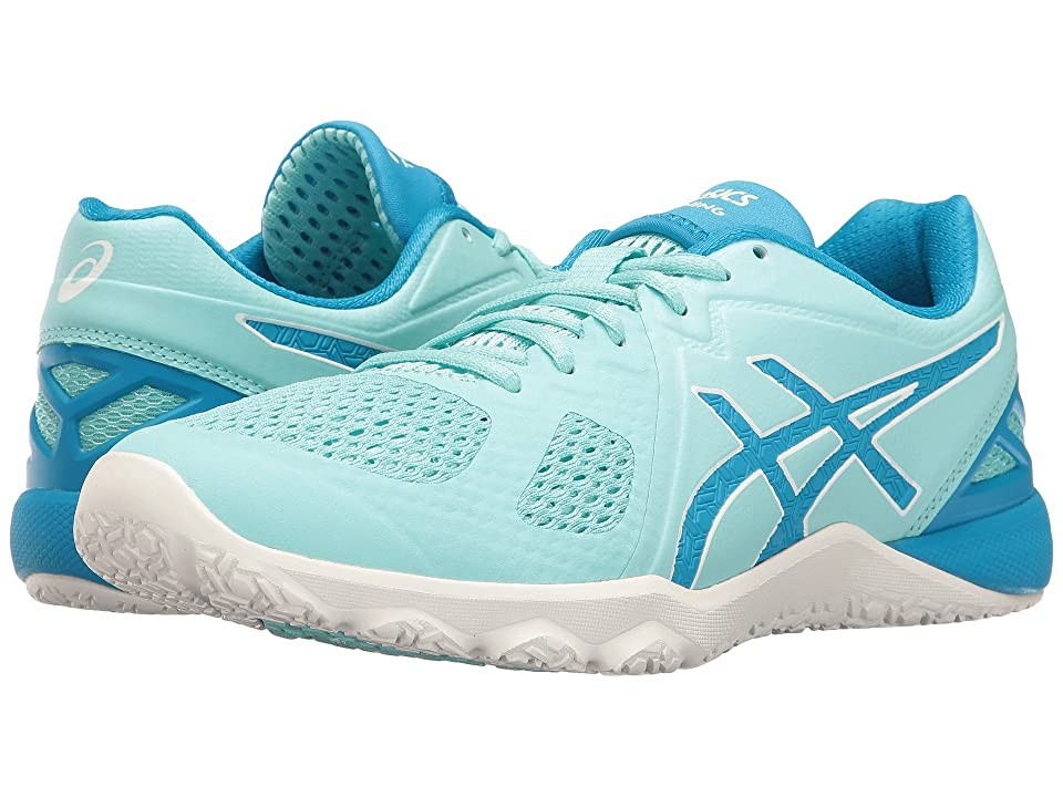 ASICS Conviction X (Aqua Splash/Diva Blue/White) Women