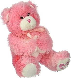 Build A Bear Workshop Pink Kisses Fur You Magnetic Paws