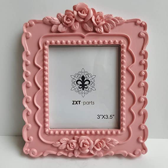 Rose Picture Frame