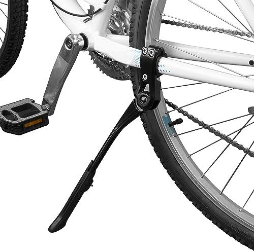 CAVALLETTO doppio due gamba supporto biciclette 24 26 28 pollici biciclette
