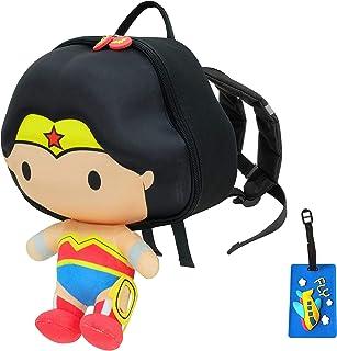 Kids Backpack School Bag | Superman School Backpack | Premium Toddler Backpack | Ultralight | Strong Zipper | Sturdy & Dur...