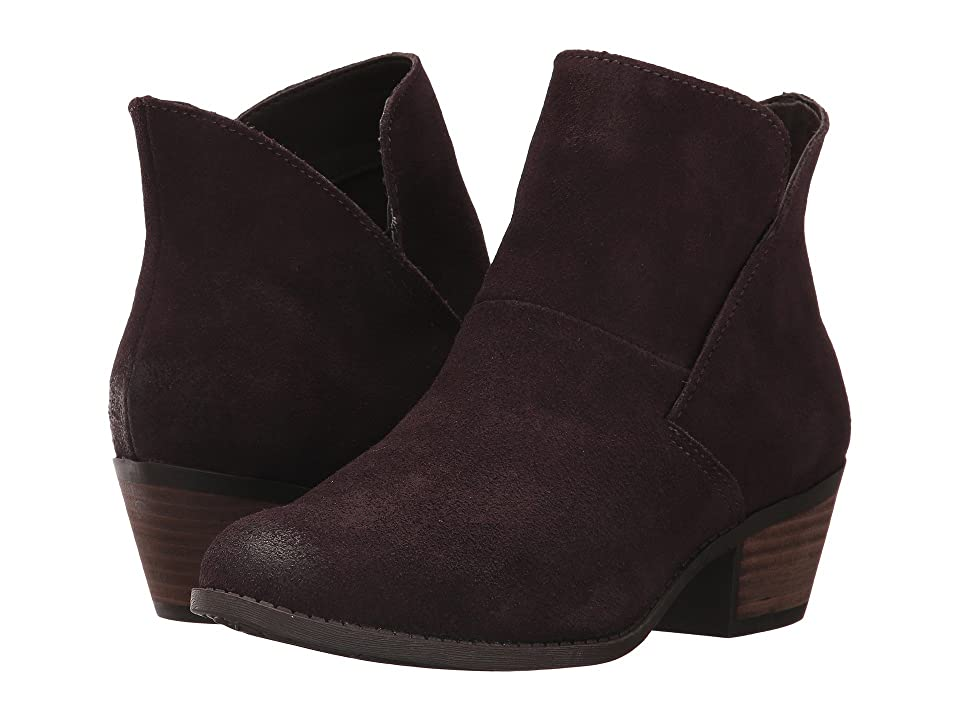 Me Too Zena (Dark Ruby Suede) Women