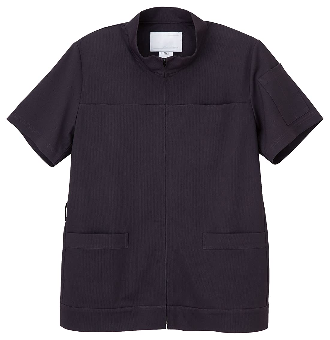 子供っぽい手がかり豆ナガイレーベン NAGAILEBEN 男子上衣 LH-6262(M) チャコール
