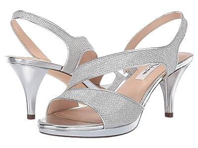 Nina Nasreen (Silver) High Heels