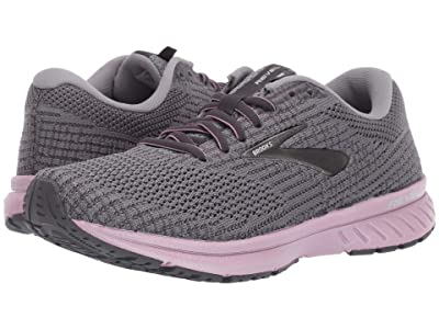 Brooks Revel 3 (Primer/Blackened Pearl/Frost) Women