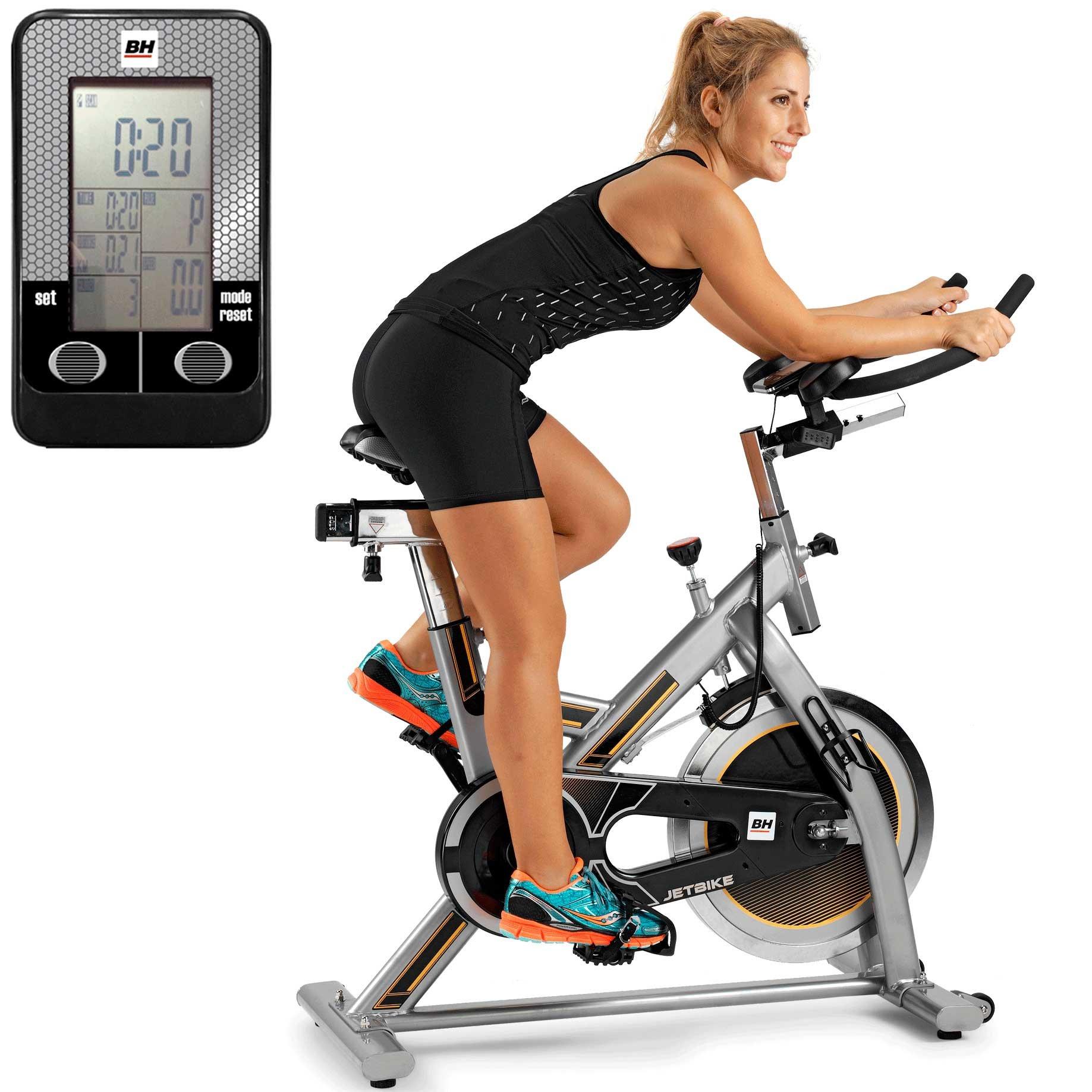 BH Fitness - MKT Jet Bicicleta Unisex, Multicolor, Talla Única: Amazon.es: Deportes y aire libre