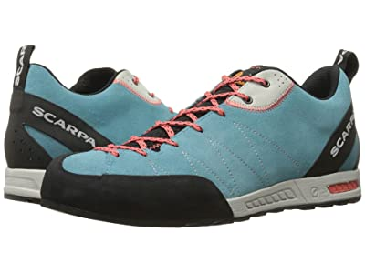 Scarpa 72601 (Ice Fall/Coral Red) Women