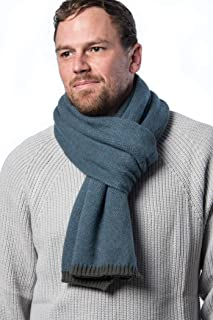 grey scarf mens