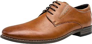 Men's Dress Shoes Formal Oxford Shoes Classic Lace Up...
