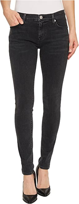 Hudson - Krista Low Rise Super Skinny Jeans in 8 Bit