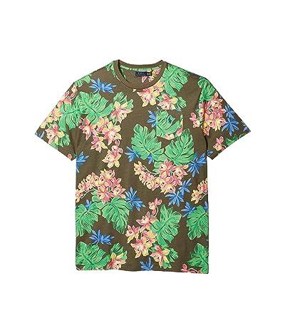 Polo Ralph Lauren Big & Tall Big Tall Jersey T-Shirt (Surplus Tropical) Men