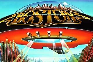 TST INNOPRINT CO Boston Don't Look Back Album Comer Classic Rock Poster 24x36