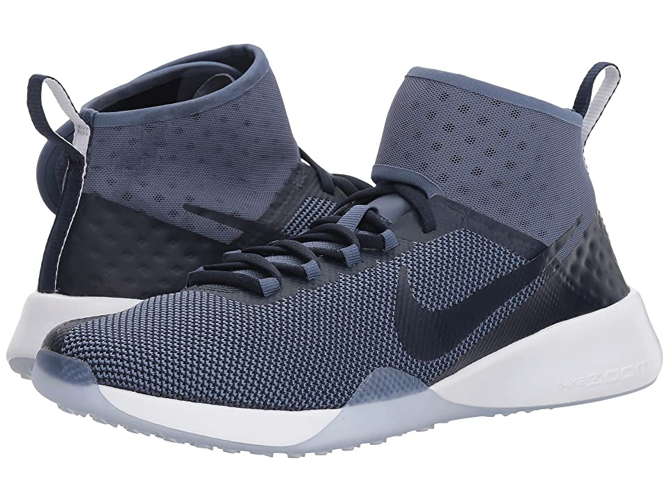 Nike Air Zoom Strong 2 Training (Diffused Blue/Obsidian/White) Women