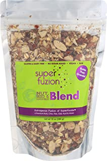 Super Fuzion, Nut Seed Superfruit Blend, 10 Ounce