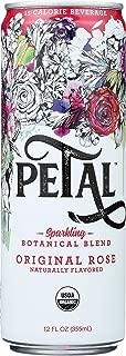Petal Sparkling Beverage, Original Rose, 12 Count