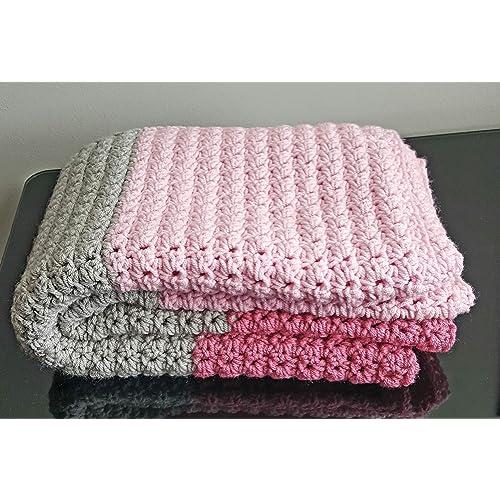 1cda809b4 Handmade Baby Blankets  Amazon.com