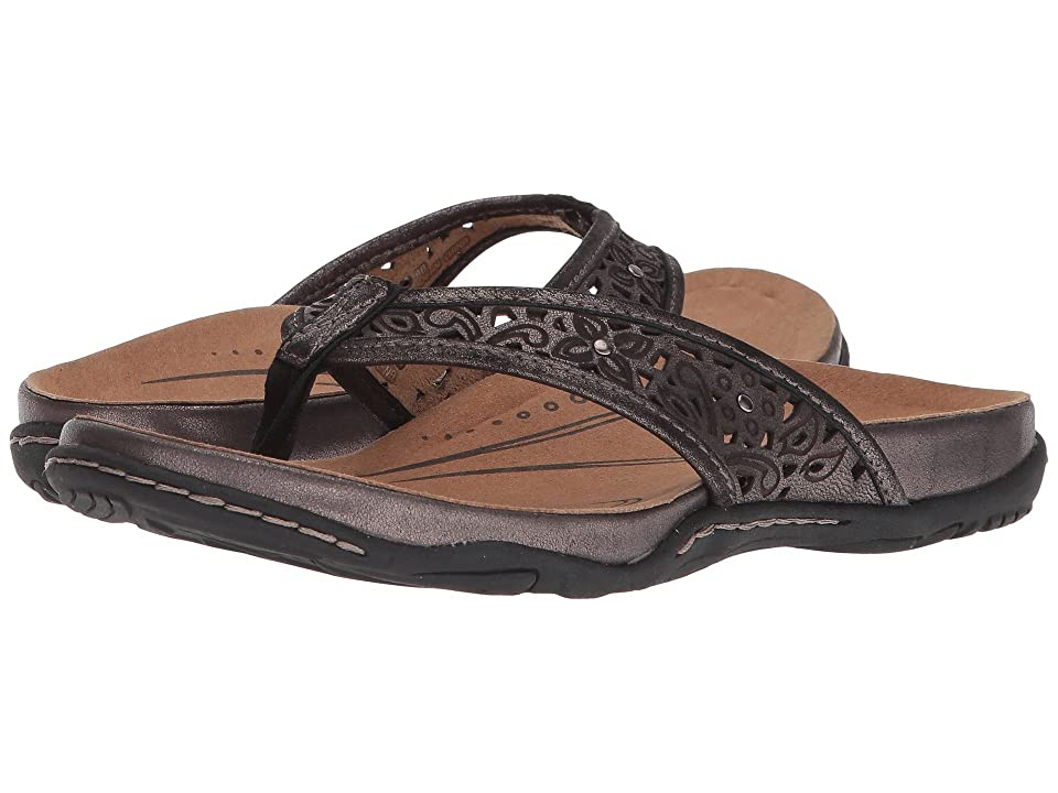 Earth Maya (Pewter Distressed Leather) Women