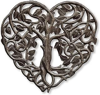 Best heart shaped metal wall decor Reviews