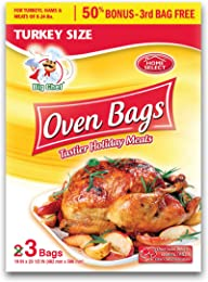Best oven bags for turkey