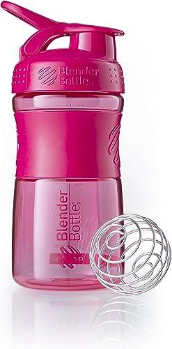 BlenderBottle Sportmixer Tritan Shaker | Shaker Protéine | Bouteille d'eau |Blenderball |