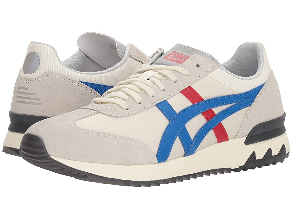 Onitsuka Tiger by Asics California 78 EX (Cream/Classic Blue) Athletic Shoes