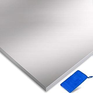 """.032 Aluminum Sheet Plate 6061 6/"""" x 12/"""" set of 4"""