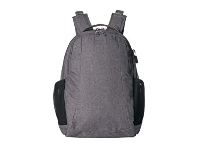 Pacsafe Metrosafe LS350 Anti-Theft 17L Backpack (Dark Tweed) Backpack Bags