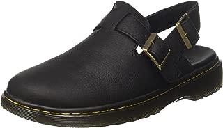 Jorge II Black Sandal